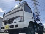 デュトロ  9.9m高所作業車タダノAT100