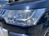 デリカD:5 2.4 G パワーパッケージ 4WD JAOS リアラダー マッドガード
