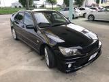 アルテッツァ  RS200 Lエディション Beams/純正フルエアロ/黒本革シート
