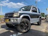 パジェロミニ リミテッド エディション VR 4WD ヒッチメンバー★リフトアップ★新品ナビ
