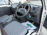 ハイゼットトラック エアコン パワステ スペシャル 4WD 二年車検整備付 支払総額57万円