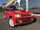 ヴィヴィオ RX-R 4WD 社外マフラー