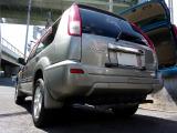 エクストレイル 2.0 X 4WD 1オーナー 記録簿 禁煙 フロントガード