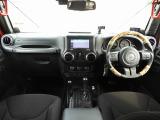ジープ・ラングラーアンリミテッド スポーツ 4WD ディーラー車 リフトアップ ドラレコ
