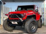 ジープ・ラングラー スポーツ 4WD リフトアップカスタム