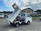 ハイゼットトラック 多目的ダンプ PTO式 4WD エアコン パワステ 切替4WD H&L切り...