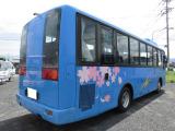 ガーラミオ  42人乗り 中型バス 貫通トランク