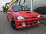 ヴィヴィオ RX-R 4WD 社外マフラー/ステアリング/シート