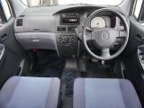 ムーヴ スローパー リヤシート付 車いす固定装置ニールダウン