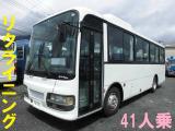 ガーラミオ  41人乗り 中型バス モケリク 自動ドア