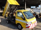 ボンゴトラック 1.8 DX 4WD ダンプ Wタイヤ オートマ