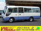 コースター LX バス 26人乗 自動ドア オートステップ