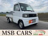 ミニキャブトラック VX-SE エアコン付 4WD パワステ エアコン
