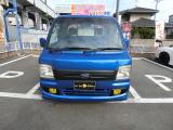 サンバートラック TC スーパーチャージャー 4WD 5MT スーパーチャージャー 青全塗装