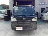 ハイゼットトラック スタンダード SAIIIt 4WD LEDヘッドライト AT ブラック