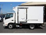 デュトロ 冷蔵冷凍車 10尺 冷蔵冷凍車 サイドドア 低温
