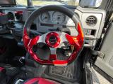 ジムニー XL 4WD 6穴アルミ・オーバーフェンダー・深リム・