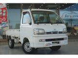 ハイゼットトラック  EXT 4WD スーパーデフロック パワステ エアコン ドアバイザー