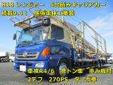 レンジャー  5台積キャリアカー検R4/6積載9.4t