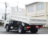 デュトロ 4.9 ダンプ 全低床 ディーゼル 5トン未満免許対応・走行3万・積載2トン