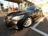 クラウンハイブリッド アスリート 2.5 S フルエアロ純正17AW車高調LEDライト