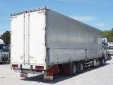 ギガ ウィング 積載13.6トン フルハーフボデー 4軸
