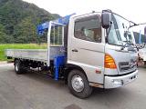 レンジャープロ クレーンラジコン ユニック車クレーン付きトラック