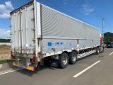 日本トレクス ウィングセミトレーラ 最大積載量19800㎏