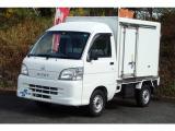 ハイゼットトラック エアコン パワステ スペシャル 冷蔵冷凍車 AT エアコン パワステ付