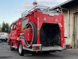 デュトロ  消防車 ポンプ車 美車