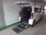 スズキ ワゴンR ウィズ 車いす移動車 リヤシート無 電動固定式