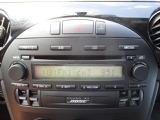 純正CD&AM FM 付きオーディオ装着されています。