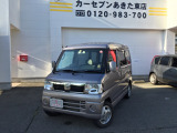 日産 クリッパーリオ E FOUR スペシャルパック装着車 4WD