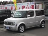 日産 キューブ 1.4 SX 70th-II 4WD