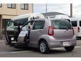 トヨタ パッソ 1.0 X ウェルキャブ 助手席リフトアップシート車 Aタイプ
