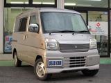 三菱 タウンボックス セレクトターボ ハイルーフ 4WD