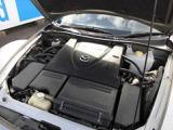 手を入れられた形跡はなく、大切に乗られてきたことが見受けられるエンジンルームです