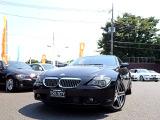 BMW 650iクーペ SMG