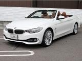 BMW 435iカブリオレ ラグジュアリー