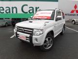 三菱 パジェロミニ プレミアム セレクション ファイナル アニバーサリー 4WD