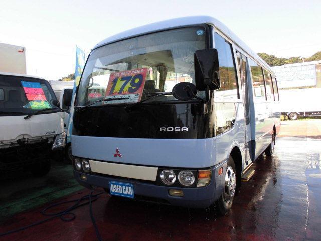 三菱ふそう ローザ バス 24人乗り