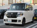 ホンダ N-BOXカスタム G Aパッケージ 2トーンカラースタイル 4WD