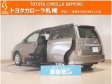 トヨタ アイシス 1.8 プラタナ ウェルキャブ サイドリフトアップシート車 Bタイプ 4WD