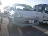トヨタ タウンエーストラック 1.8 シングルジャストロー DX 木製デッキ 三方開 4WD
