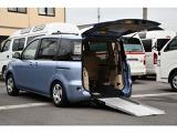 トヨタ シエンタ 1.5 X ウェルキャブ スロープタイプ タイプI 電動固定装置付