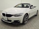 BMW 435iカブリオレ Mスポーツ