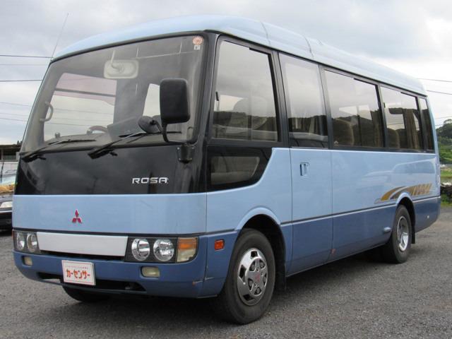 三菱ふそう ローザ  25名乗車 バス