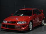 三菱 ランサーエボリューション 2.0 GSR VI トミー・マキネンエディション スペシャルカラーリングパッケージ 4WD