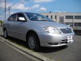 トヨタ カローラ 1.5 X 4WD