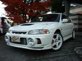 三菱 ランサーエボリューション 2.0 GSR IV 4WD